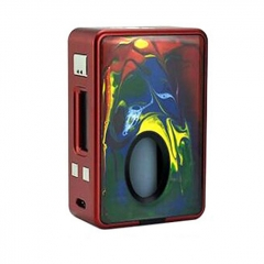 Authentic Hcigar VT Inbox V3 75W DNA 75 TC VW Varible Wattage Box Mod - Red Random Rainbow