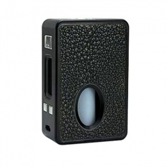 Authentic Hcigar VT Inbox V3 75W DNA 75 TC VW Varible Wattage Box Mod - Black Leather