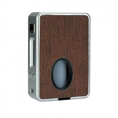 Authentic Hcigar VT Inbox V3 75W DNA 75 TC VW Varible Wattage Box Mod - Dark Brown