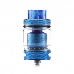 Authentic Wotofo Bravo 25mm RTA Rebuildable Tank Atomizer 6ml - Blue