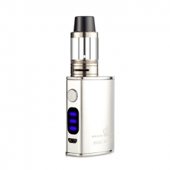 Authentic Kangvape Mini KP Box 60W 1500mAh VW Variable Wattage APV Mod w/2ml Atomizer Kit - Silver