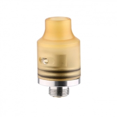 Authentic Demon Killer Tiny RDA 14mm Rebuildable Dripping Atomizer - Yellow