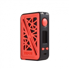 Authentic Vapor Storm Subverter 200W Box VV/VW Temperature Control Mod - Red