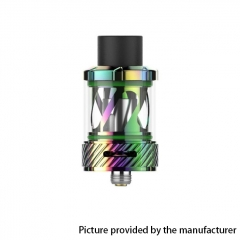 Authentic Uwell Nunchaku 25mm Sub Ohm Tank Clearomizer 5ml - Rainbow