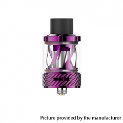 Authentic Uwell Nunchaku 25mm Sub Ohm Tank Clearomizer 5ml - Purple