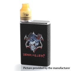 Authentic Demon Killer Tiny 800mAh Mod + 14mm RDA Kit - Black