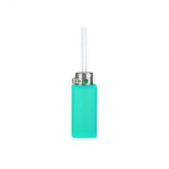 Replacement Arctic Dolphin Squonk Bottle Silicone Bottle Square Exhaust 8ml 1pc - Green