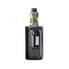 Authentic Modefined Lyra 200W VW TC Temperature Control  APV Box Mod w/ Clearomizer Kit - Black