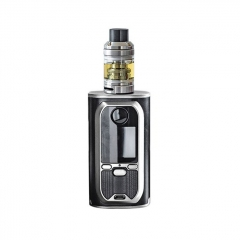 Authentic Modefined Lyra 200W VW TC Temperature Control  APV Box Mod w/ Clearomizer Kit - Black Silver