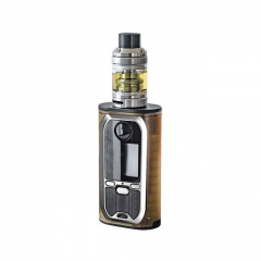 Authentic Modefined Lyra 200W VW TC Temperature Control  APV Box Mod w/ Clearomizer Kit - Yellow Silver