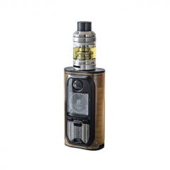Authentic Modefined Lyra 200W VW TC Temperature Control  APV Box Mod w/ Clearomizer Kit - Yellow Black