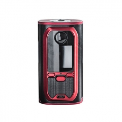 Authentic Modefined Lyra 200W VW TC Temperature Control  APV Box Mod - Black Red