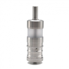 (Ships from Germany)Authentic ULTON Fev V5 25mm MTL/ DL RTA Rebuildable Tank Atomizer - Silver
