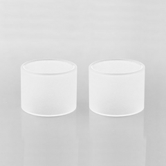 Replacement Glass Tank for ULTON Fev 25mm Atomizer 2pcs