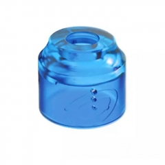 Authentic Vapefly Replacement PMMA Top Cap for Galaxies MTL RDA - Translucent Blue