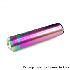 Kindbright Nato Style 18650/ 20650/ 20700/ 21700 Mechanical Mod - Rainbow