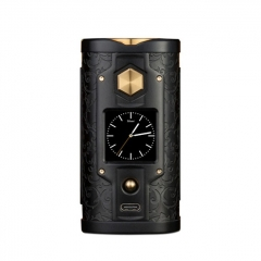 Authentic YiHi SX mini G Class YiHi SX550J 200W TC VV Box Mod (Limited Edition)- Black Gold