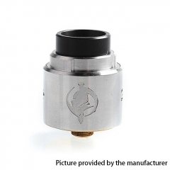 Authentic Augvape Templar 24mm RDA Rebuildable Dripping Atomizer w/ BF Pin - Black