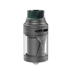 Authentic Vapefly Horus 25mm RTA Rebuildable Tank Atomzier 4ml - Gun Metal