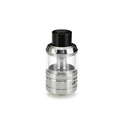 Authentic HCigar Aeolus 316SS Sub Ohm Tank Clearomizer 3ml (0.2ohm) - Silver