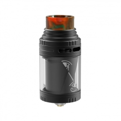 Authentic Vapefly Horus 25mm RTA Rebuildable Tank Atomzier 4ml - Black
