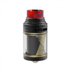 Authentic Vapefly Horus 25mm RTA Rebuildable Tank Atomzier 4ml - Gold