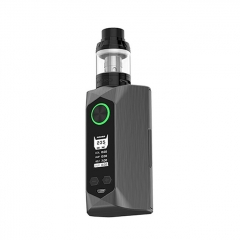 Authentic Blade 235W TC VW Variable Wattage Box Mod + Aero Tank Kit - Matte Black