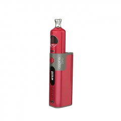 Authentic Aspire Zelos 50W 2500mAh VV VW TC APV Mod Kit (2ml/0.7ohm) - Red
