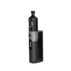Authentic Aspire Zelos 50W 2500mAh VV VW TC APV Mod Kit (2ml/0.7ohm) - Black