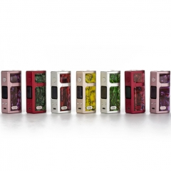 (Ships from Germany)Authentic VBS 18650/26650 Temperature Control APV Box Mod - Random Color