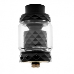 Authentic Marvec Priest RTA Rebuildable Tank Atomizer 4.2ml - Black