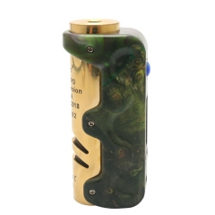 Authentic MARVEC Priest 75W VW 21700 Box Mod DNA75 (American Exhibition Limited Edition) - Random Color