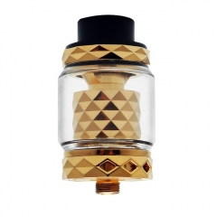 Authentic Marvec Priest RTA Rebuildable Tank Atomizer 4.2ml - Gold