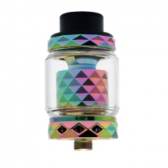 Authentic Marvec Priest RTA Rebuildable Tank Atomizer 4.2ml - Rainbow