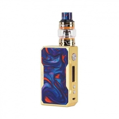 Authentic VOOPOO DRAG 157W TC VW Mod + UFORCE Kit 5ml (Standard Edition) - Gold Azure