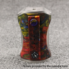 Authentic VGME 18650 200W VV APV Box Mod - Random Color