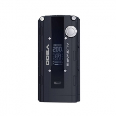 Authentic Augvape V200 200W VW APV Mod - Black