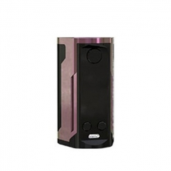 Authentic Wismec Reuleaux RX GEN3 Dual 230W TC VW Box Mod - Gloss Purple Brown