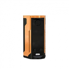 Authentic Wismec Reuleaux RX GEN3 Dual 230W TC VW Box Mod - Gloss Gold
