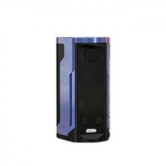 Authentic Wismec Reuleaux RX GEN3 Dual 230W TC VW Box Mod - Gloss Purple Blue