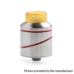 Saint Seiya 24mm RDA Rebuildable Dripping Atomizer - Silver