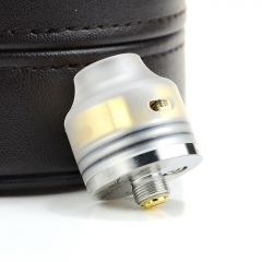 Wasp Nano Style RDA Rebuildable Dripping Atomizer w/ BF Pin - White