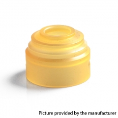 Authentic GAS Mods G.R.1 GR1 RDA Replacement Pei Cap 24mm - Yellow