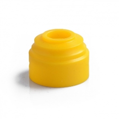 Authentic GAS Mods G.R.1 GR1 RDA Replacement POM Cap - Yellow