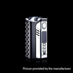 Authentic ThinkVape Finder DNA250C 250W TC VW Variable Wattage Box Mod - Silver