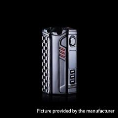 Authentic ThinkVape Finder DNA250C 250W TC VW Variable Wattage Box Mod - Black