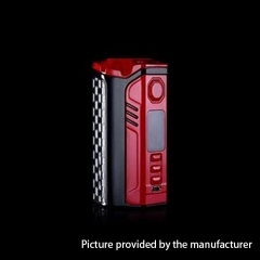 Authentic ThinkVape Finder DNA250C 250W TC VW Variable Wattage Box Mod - Red