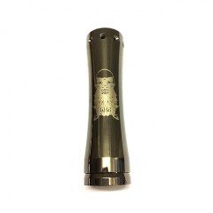 Takeover Style 18650 Hybrid Mechanical Mod 25mm  - Gun Metal