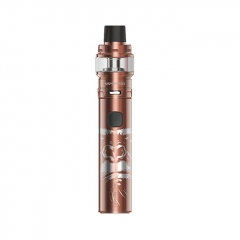 Authentic Vaporesso Cascade One Plus 3000mAh Mod + Cascade Baby SE Tank Kit 6.5ml/0.18ohm - Gold