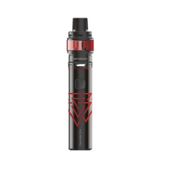 Authentic Vaporesso Cascade One Plus 3000mAh Mod + Cascade Baby SE Tank Kit 6.5ml/0.18ohm - Black